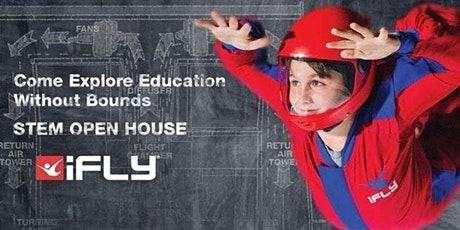 iFLY STEM Open House tickets