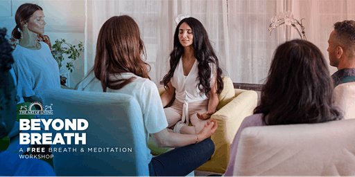 'Beyond Breath' - A free Introduction to The Happiness Program in Regina