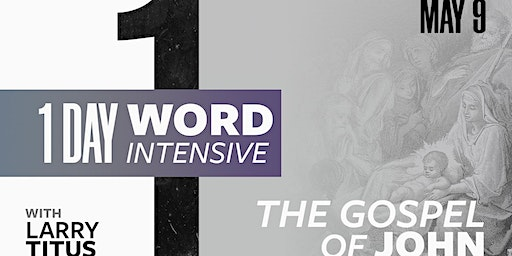 1-Day Word Intensive - May