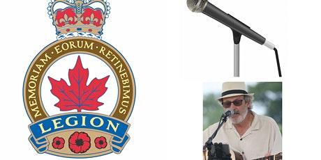 Open Mic at the Legion, with host Buzz Hummer tickets