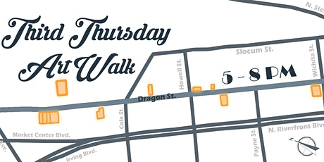 Dragon Street Galleries Third Thursday's Art Walk tickets