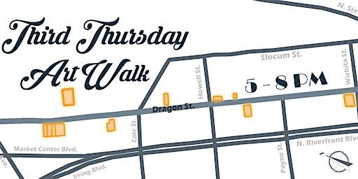 Dragon Street Galleries Third Thursday's Art Walk