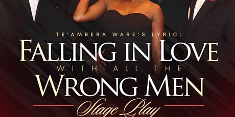 Lyric: Falling In Love With All The Wrong Men tickets