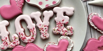 Valentine's Day Cookie Class