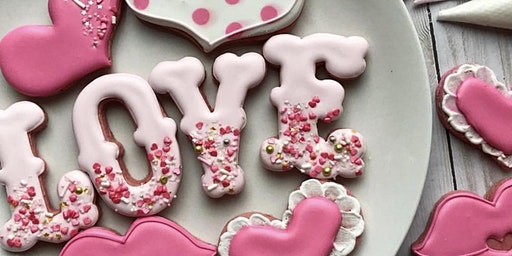 Valentine's Day Cookie Class