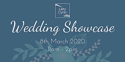 Spring Wedding Showcase at Llety Cynin