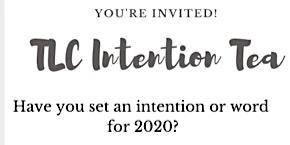 TLC Intention Tea