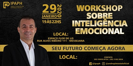 Workshop: Inteligência Emocional ingressos