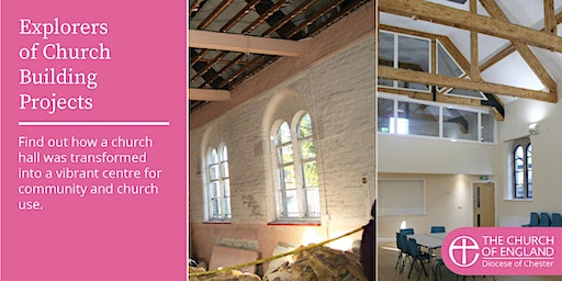 Explorers of Church Building Projects:  St John's Community Centre