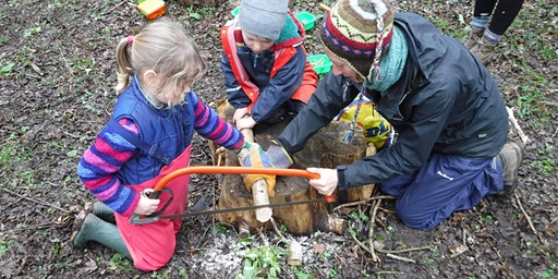 Earthwise: Half-term Forest Fun