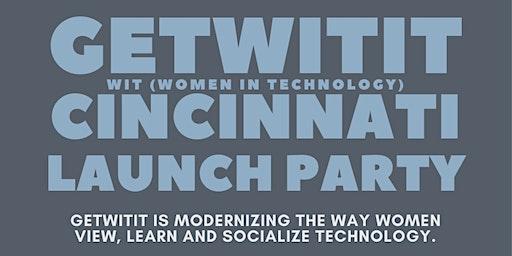 getWITit Cincinnati Launch Party