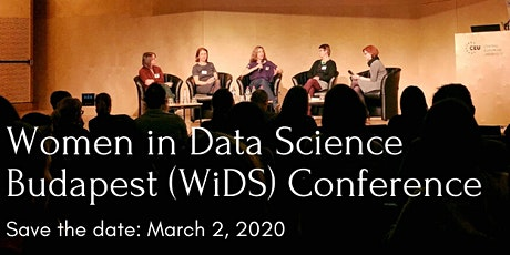 Women in Data Science Budapest (WiDS) Conference tickets