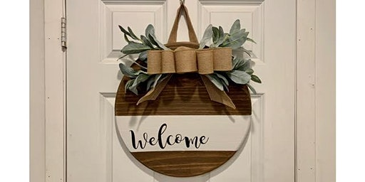 Welcome Sign Class-FULL