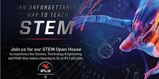 STEM Open House iFLY Jacksonville February