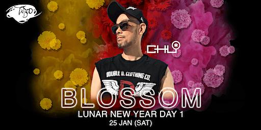 BLOSSOM - LUNAR NEW YEAR DAY 1