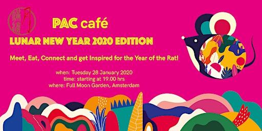 PAC Cafe - Lunar New Year Celebration