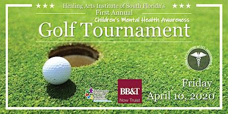 Children's Mental Health Awareness Golf Tournament tickets