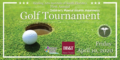 Children's Mental Health Awareness Golf Tournament