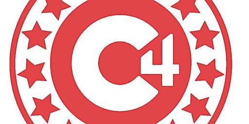 C4- Cochise College Comic Con