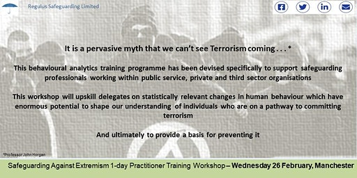Safeguarding Against Extremism Practitioner Workshop
