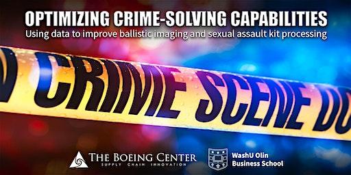 Optimizing Crime-solving Capabilities