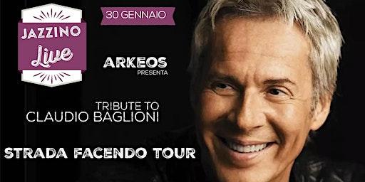 Arkeos - Tributo a Baglioni - Live at Jazzino