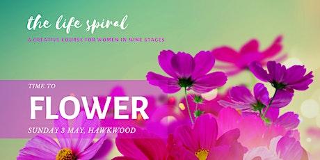 The Life Spiral: FLOWER tickets