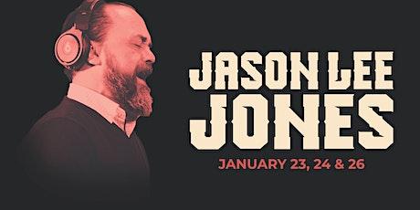 Jason Lee Jones tickets