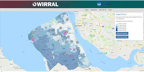 Use the Wirral Intelligence Service to improve your Funding Applications tickets
