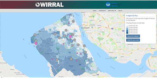 Use the Wirral Intelligence Service to improve your Funding Applications