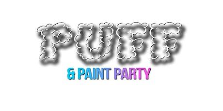 Puff & Paint New York City Part 5 tickets