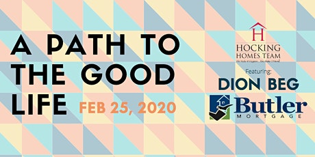 A Path to the Good Life - Featuring Dion Beg tickets