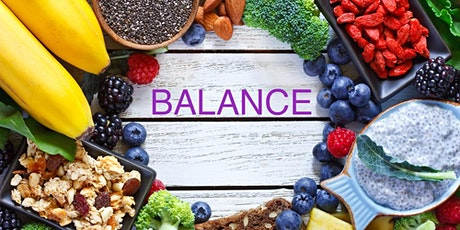 Perimenopause, Menopause and Beyond: Nutrition & Lifestyle Support tickets