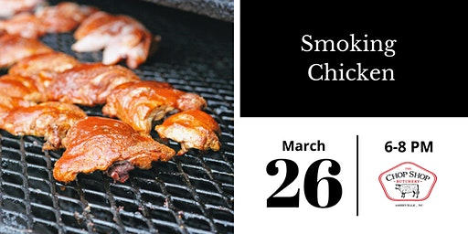 Smoking Chicken