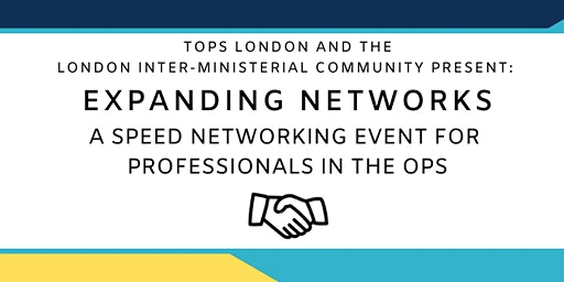 Expanding Networks: Speed Networking for Professionals in the OPS