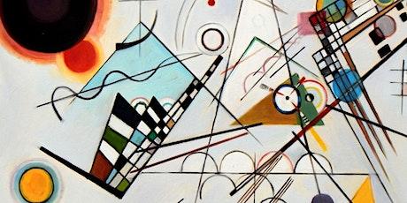 Kandinsky's Compositions Children's Art Workshop tickets