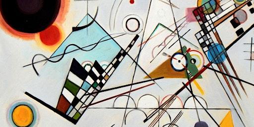 Kandinsky's Compositions Children's Art Workshop