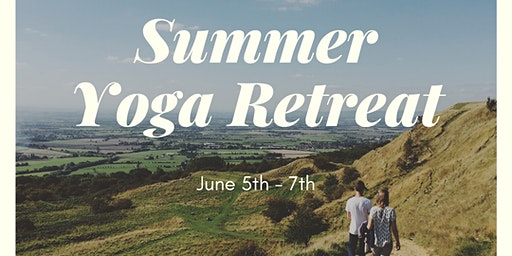 Summer Yoga Retreat