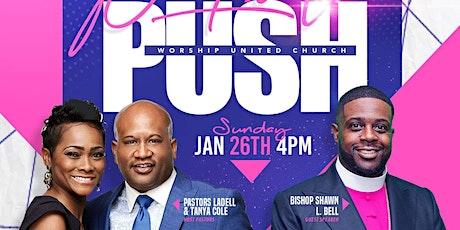 Prophetic Push 2020 tickets