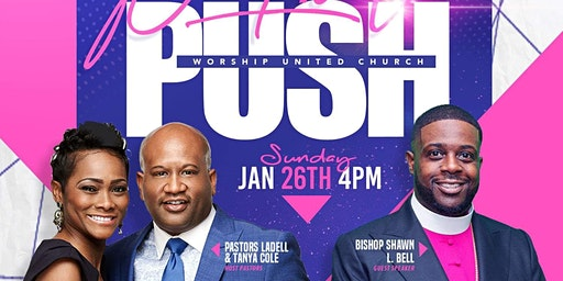 Prophetic Push 2020