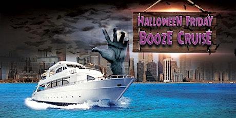 Halloween Friday Booze Cruise tickets