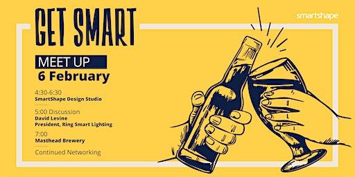 Get Smart Meet Up with Ring Smart Lighting President David Levine