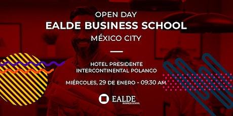 Open Day México City EALDE Business School México (29 de Enero) entradas