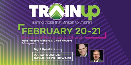 TrainUp - Training those that Minister to Children - Mesquite, Texas  February 20-21, 2020 tickets