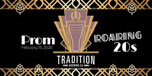 Prom - Roaring 20s at Tradition Brewing Co