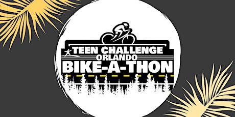 Teen Challenge Orlando's Annual Bike-a-thon tickets