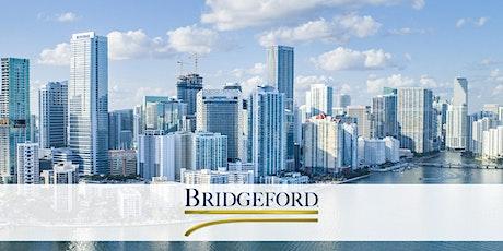 Bridgeford Miami - Launch Event tickets