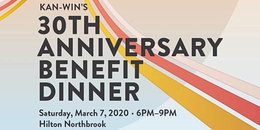 KAN-WIN's 30th Anniversary Benefit Dinner