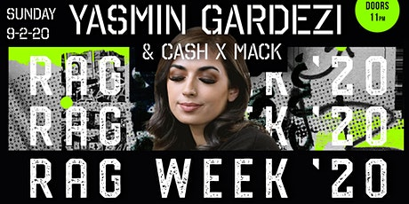Boiler Sessions W/ Yasmin Gardezi & Cash X Mack (Rag Week '20) tickets