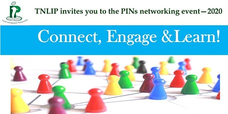 Connect, Engage & Learn: PINs Networking Event - 2020 tickets